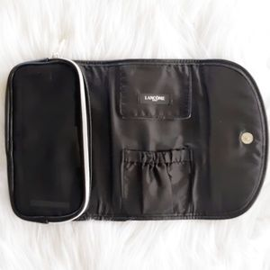 NWOT Lancome Make Up Brush Case